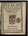 Relaçam do que fez a villa de Guimaraens do tempo da felice aclamação de Sua Magestade até o mes de Octubro de 1641.pdf