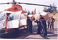 Relief materials being loaded to the Pawan Hans Helicopter for transportation to Car Nicobar (1).jpg