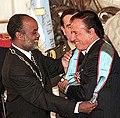 René Préval and Carlos Menem.jpg
