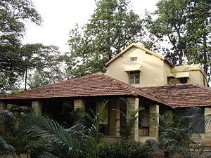 Svetoslav Roerich - Residence of Svetoslav Roerich, Bangalore