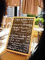 Restaurant L'Escargot Rouge Menu sur ardoise.jpg