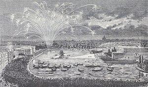 SS Vega (1872) - Image: Return of the Vega to Stockholm 24. April 1880