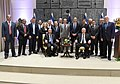 Reuven Rivlin with the ambassadors who attended at the Annual Foreign Ambassadors Conference of the Foreign Ministry, February 2018 (5097).jpg