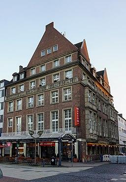 Rheingoldhaus Königstraße Duisburg