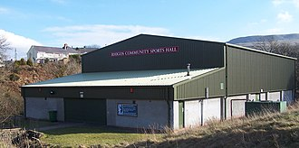 Rhigos - Rhigos Community Sports Hall
