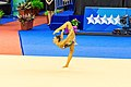Rhythmic gymnastics at the 2017 Summer Universiade (36826080470).jpg
