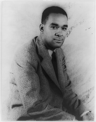 Richard Wright (author) - Wright in a 1939 photograph by Carl Van Vechten