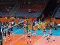 Rio 2016 - Women's volleyball NED-USA (29228569592).jpg