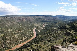 Rio Grande White Rock Overlook Park View 2006 09 05.jpg
