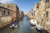 Rio della Sensa (Venice) - Del Ponte de la Malvasia a Ponte Turlona.jpg