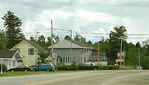 Rivière-Héva, Quebec - Image: Riviere Heva QC
