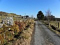 Road at Sheskinmore - geograph.org.uk - 1749378.jpg
