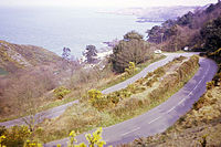 Road down to Bouley Bay, 1967 - geograph.ci - 189.jpg