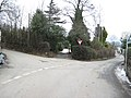 Road junction at the North end of Llansilin - geograph.org.uk - 1723126.jpg
