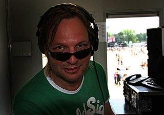 Rob Stenders Dutch radio DJ (born 1965)