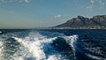 Robben Island coast with a view of Table Mountain (02).jpg