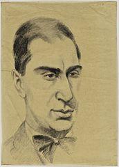 Portrait of Iliazd