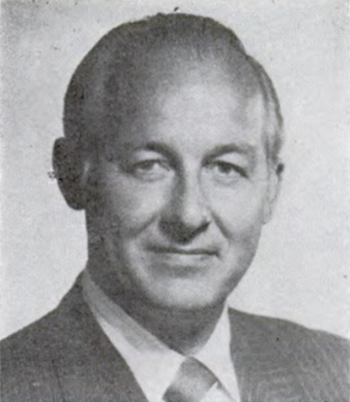 Minority Leader of the House Robert H. Michel (R) Robert H. Michel--95th Congress.png