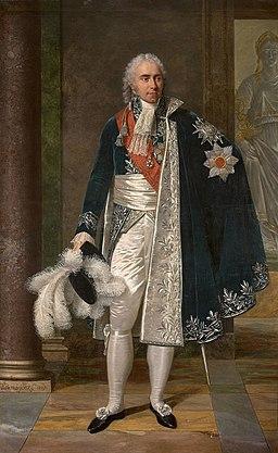 Robert Lefèvre - Hugues-Bernard Maret (1763-1839), duc de Bassano