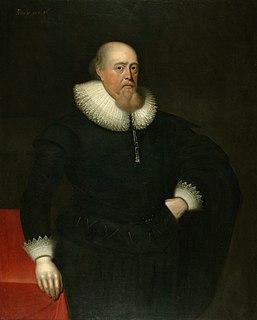 Robert Tatton High Sheriff of Chester
