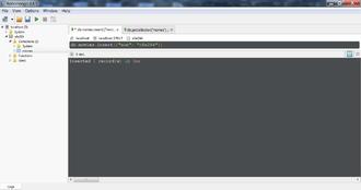 MongoDB - Record insertion in MongoDB with Robomongo 0.8.5.