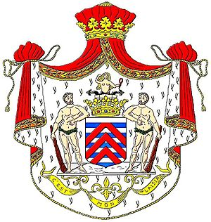 Duc de La Rochefoucauld - Coat of arms of the ducs de La Rochefoucauld