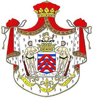 Duc de La Rochefoucauld noble family