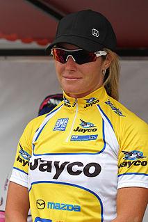 Rochelle Gilmore Australian racing cyclist