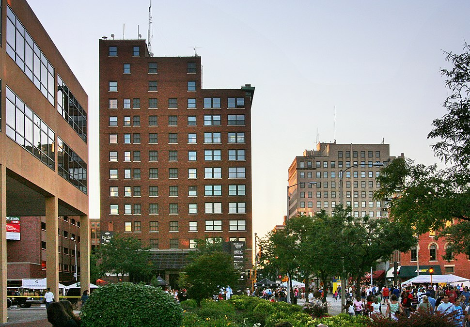 Rockford, IL Downtown 03