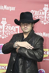 Robert Rodriguez vid Scream Awards, 2007.
