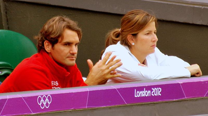 Federer wederom vader van tweeling