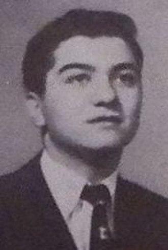 Roland Winston - Roland Winston in 1952.