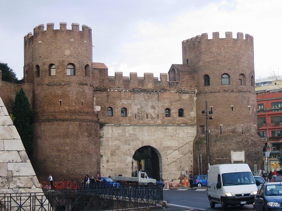 Roma-Porta San Paolo