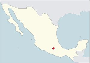 Roman Catholic Diocese of Cuernavaca - Image: Roman Catholic Diocese of Cuernavaca in Mexico