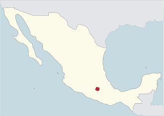 Roman Catholic Diocese of Cuernavaca - Image: Roman Catholic Diocese of Cuernavaca in Mexico