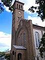 Roman catholic church Magyarcsanád.JPG