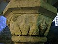 Romanesque capital, York 2.JPG