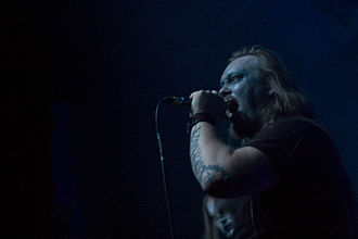 Antestor - Ronny Hansen at Elements of Rock 2011