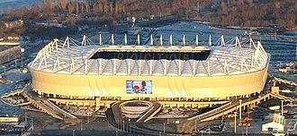 Rostov Arena - Image: Rostov Arena 2018 (cropped)