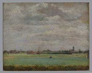 Crooswijk - Image: Rotterdam gezien vanuit Crooswijk