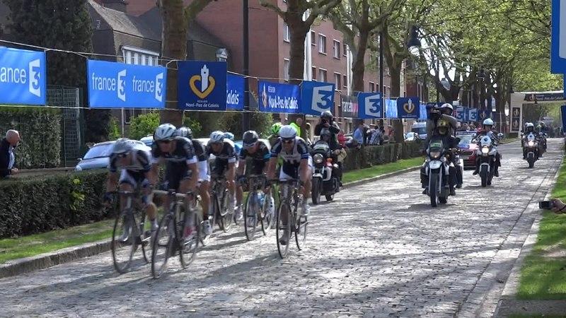 File:Roubaix - Paris-Roubaix, le 13 avril 2014 (A09).ogv