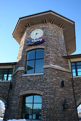 Douglas County Libraries - Roxborough Library, 2011