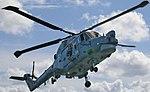 Royal Navy Lynx 318
