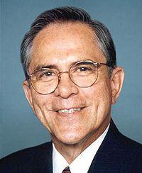 Rubén Hinojosa, official photo portrait, 111th Congress.jpg