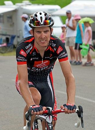 Rui Costa (cyclist) - Costa at the 2010 Tour de France