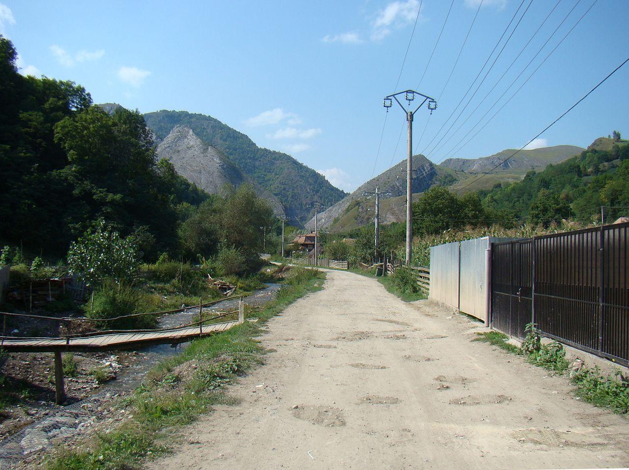 Imagine din sat