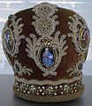 Russian crown, 1784, Merchant Yard Museum.JPG