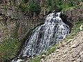 Rustic Falls (Yellowstone National Park, northwestern Wyoming, USA) (15945314870).jpg