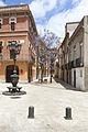 Rutes Històriques a Horta-Guinardó-pl santes creus 07.jpg