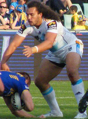 Ryan James (rugby league) - Image: Ryan James